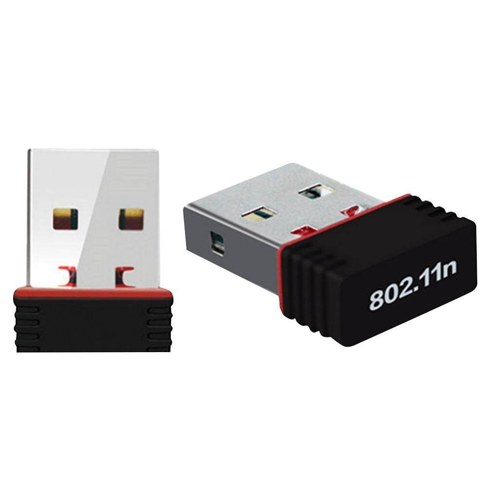 Usb Wifi 150mbps อุปกรณ์รับส่งไวไฟให้คอมพิวเตอร์รับสัญญาณไวไฟได้.