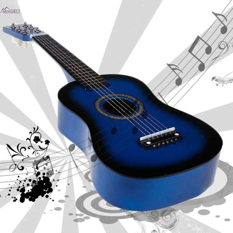 Mingrui Store 23 Basswood 6 Strings Kids Guitar Kids Toys Guitar By Mingrui.