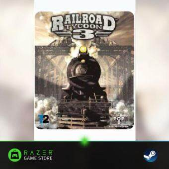 pantip ยังรีวิว Railroad Tycoon 3 PC Digital Game Download