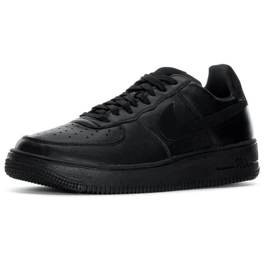 การใช้งาน  ชลบุรี Nike รองเท้าแฟชั่นผู้ชาย Nike Air Force 1 UltraForce 845052-004 (Black/Black)  สินค้าลิขสิทธิ์แท้