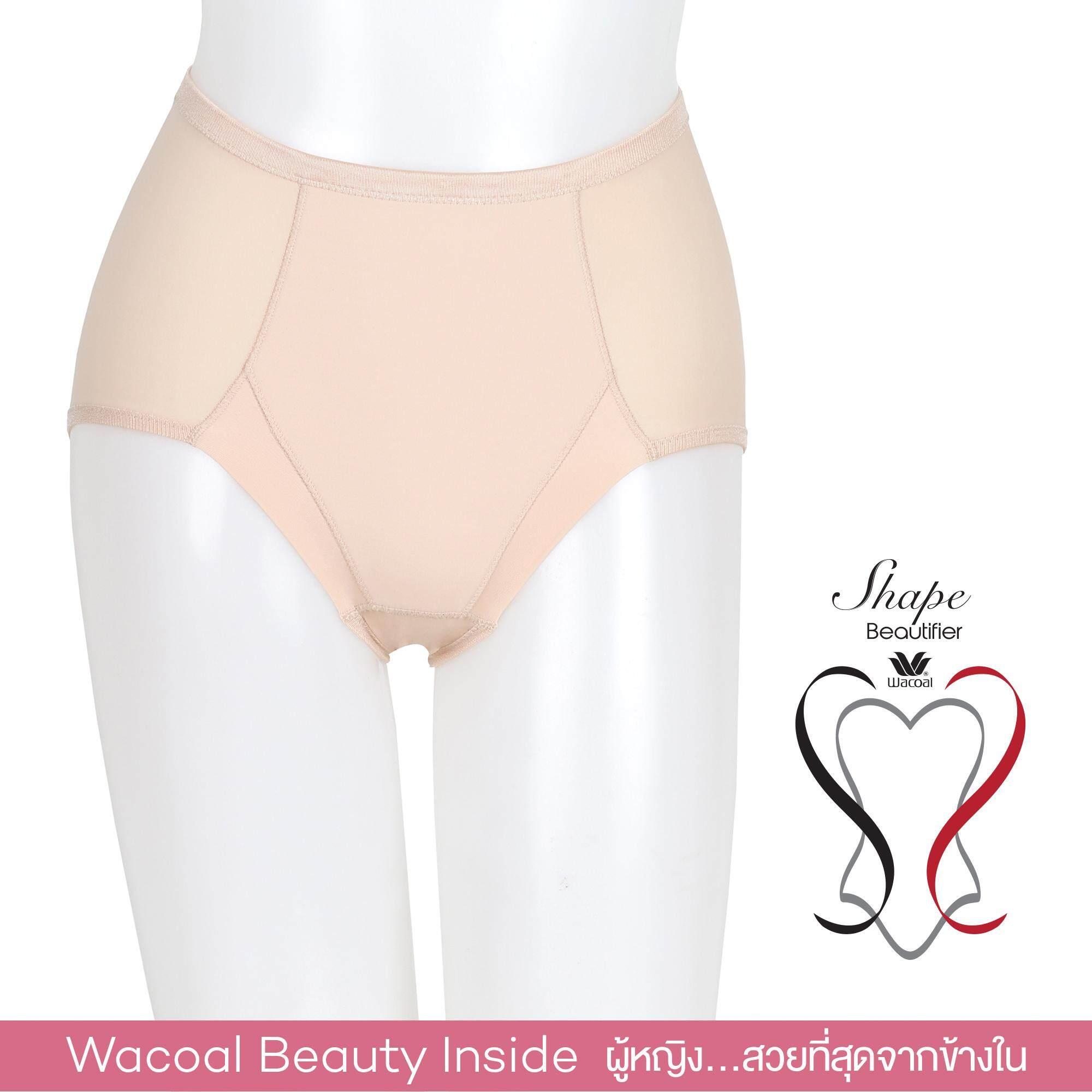Wacoal Shape Beautifier Pants กางเกงเก็บกระชับ - WY9103