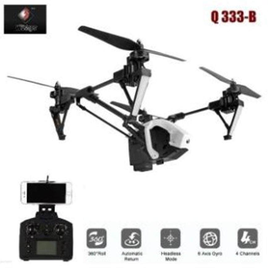 Kingdao Q333b Future 1 Quadcopter Camera Wifi 720p Hd Fpv By Kingtoys.