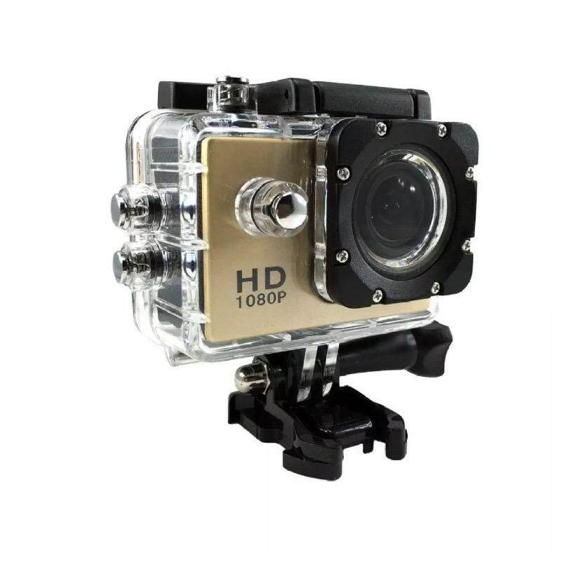"TIB Sport Action Camera 2.0"" LCD Full HD 1080P No WiFi (สีดำ)"