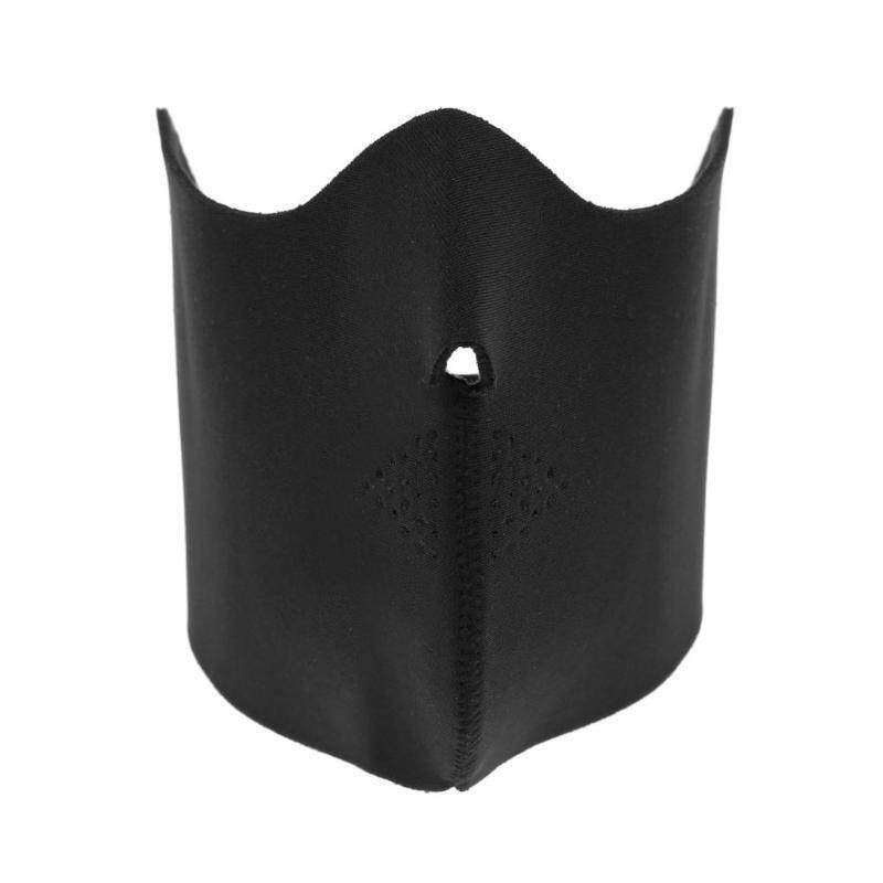 Motorcycle Bicycle Flannelette Windproof Ear Mask Warm Half Face Dust Mask By Charleybrewer.