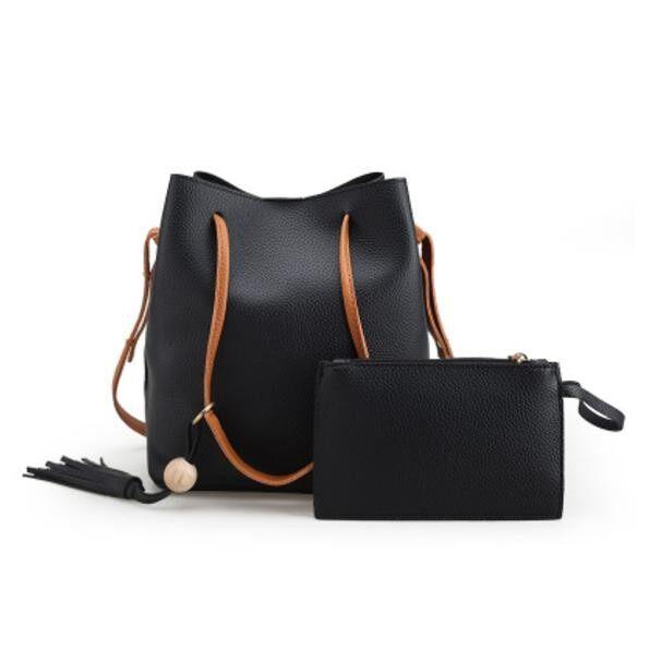 ขาย Goodlife กระเป๋าสะพาย กระเป๋าสะพายข้างใบเล็ก กระเป๋าถือน่ารักๆ รุ่น Lb 048 สีดำ ออนไลน์ ใน กรุงเทพมหานคร