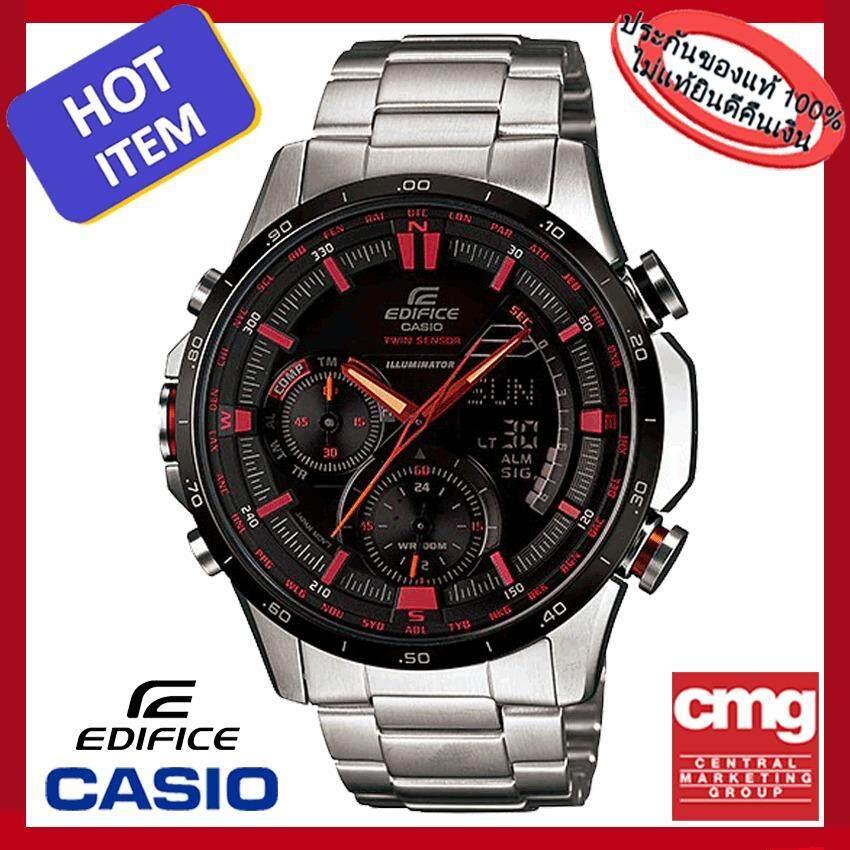 โปรโมชั่น Casio Edifice นาฬิกาข้อมือ รุ่น Era 300Db 1Avdr มั่นใจแท้ 100 ประกัน Cmg