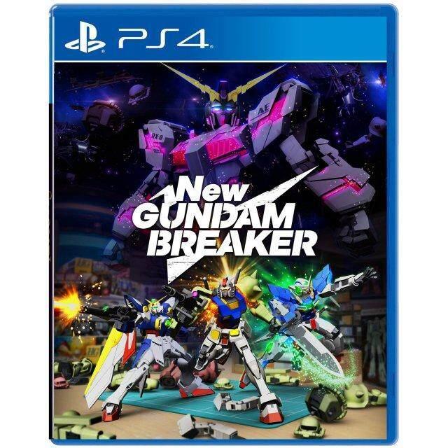 ps4 new gundam breaker ( english zone 3 )