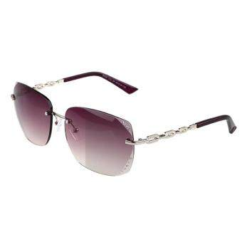 32789af7e5 ล่าสุด Avant-garde diamond frameless cool sunglasses UV glasses  ราคาถูกที่สุด