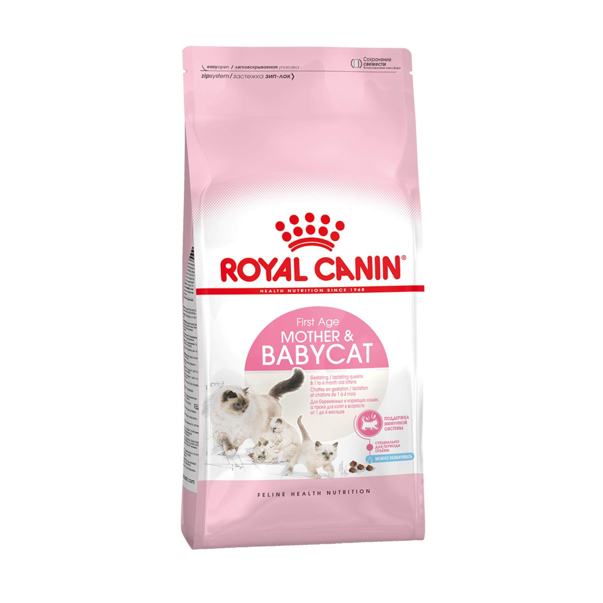 Royal Canin Thailand Www 30 Persian Adult 500 Gr Babycat 400g 1 4