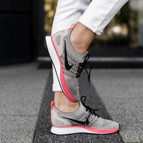 ราคา Nike รองเท้ากีฬา ฟิตเนส ออกกำลังกาย ไนกี้ Sport Shoe Air Zoom Mariah Flyknit Racer Beige Red รุ่นใหม่ล่าสุด ใหม่ล่าสุด