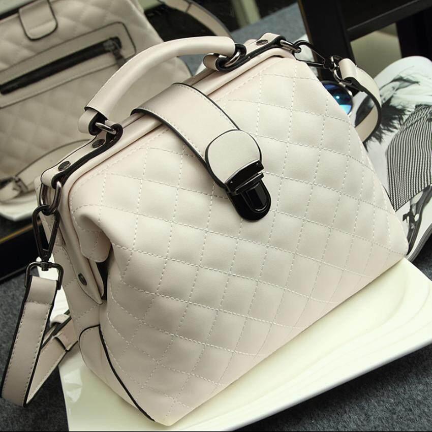 กระเป๋าสะพายพาดลำตัว นักเรียน ผู้หญิง วัยรุ่น สกลนคร Crvid Women High Quality Leather Handbag กระเป๋าถือ กระเป๋าสะพายไหล่ กระเป๋าสะพายพาดลำตัว