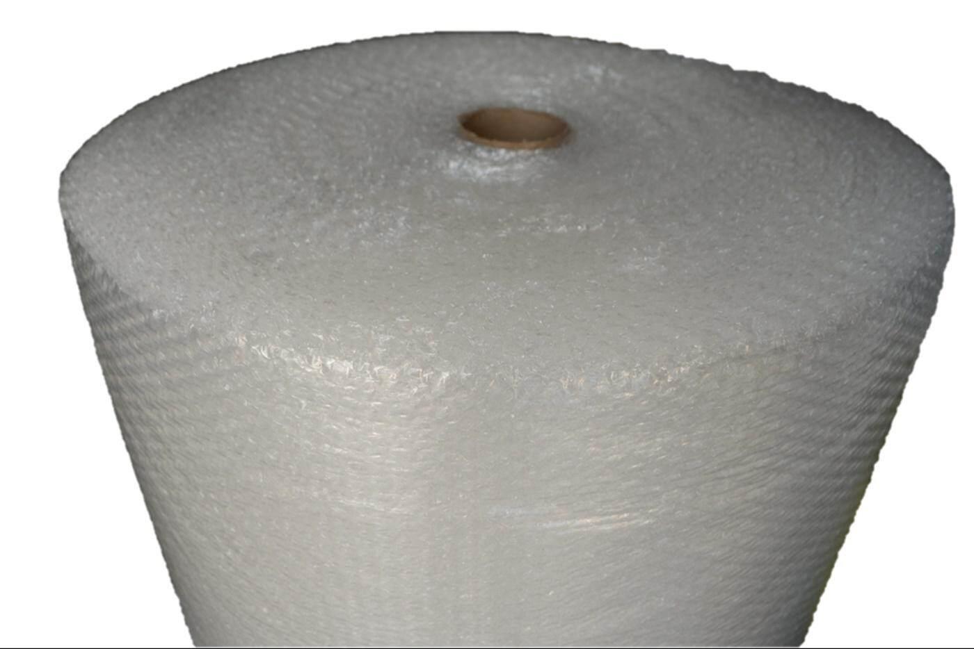 เก็บเงินปลายทางได้ แอร์บับเบิ้ล พลาสติกกันกระแทก กว้าง 65cm ยาว 100m. Air Bubble ส่งฟรีKerry