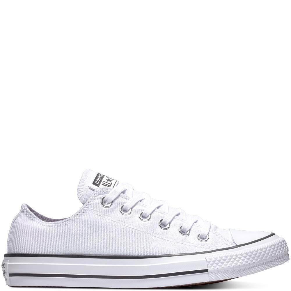 สอนใช้งาน  นครพนม Converse รองเท้า แฟชั่น ผู้หญิง คอนเวิร์ส Women All Star OX 561712CWW (2190)