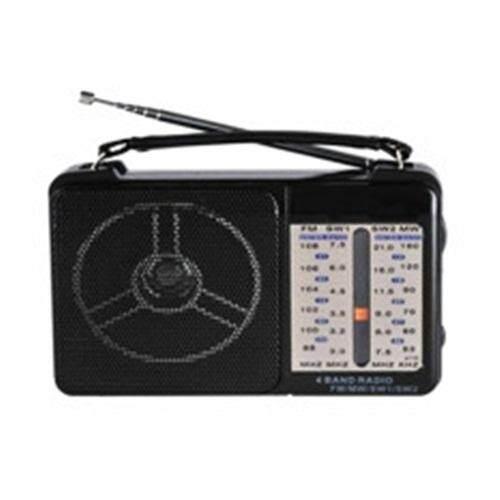 วิทยุแบบพกพา Am/fm/sw Nano รุ่น Rch505 แถมฟรีสายชาร์ตไฟบ้าน ใส่ถ่านได้2ก้อน **ของแท้ มีประกัน** By Easymart And Gadget Co.,ltd.
