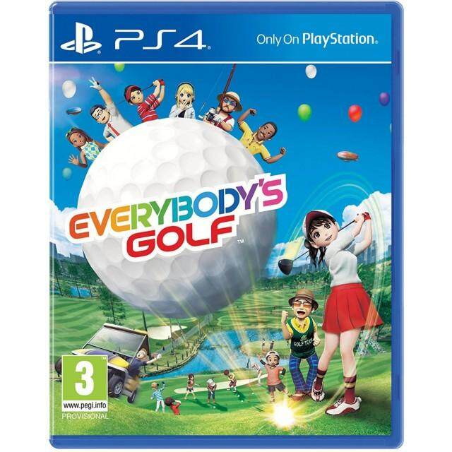 PS4 EVERYBODY'S GOLF (EURO)