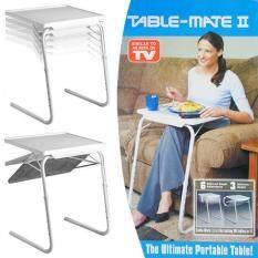 Moff โต๊ะคอมพิวเตอร์แล็ปท๊อป อเนกประสงค์ Adjustable Laptop Desk for PC Notebook Table Mate II โต๊ะวางโน๊ตบุ๊ค ปรับสูงต่ำได้ รุ่น KDO-0004