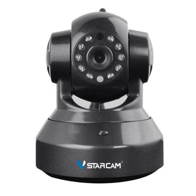 Vstarcam กล้องวงจร ปิด IP Camera รุ่น C7837wip versioรองรับ 64G 1.3 Mp and IR Cut WIP HD ONVIF(Black)