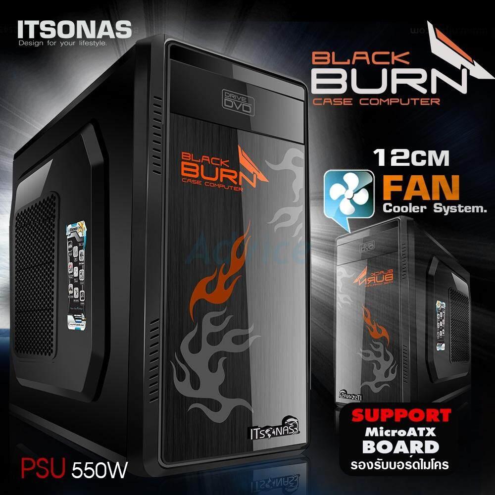 Matx Case Itsonas Blackburn (black) By Mtc Shop.