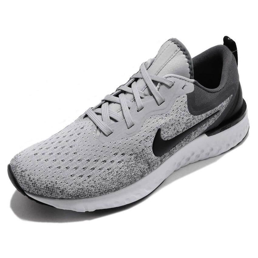 size 40 e0ccb 8f61c Nike รองเท้าวิ่งผู้หญิง Women s Nike Odyssey React AO9820-003 (Wolf Grey Dark  Grey Pure Platinum Black)  สินค้าลิขสิทธิ์แท้