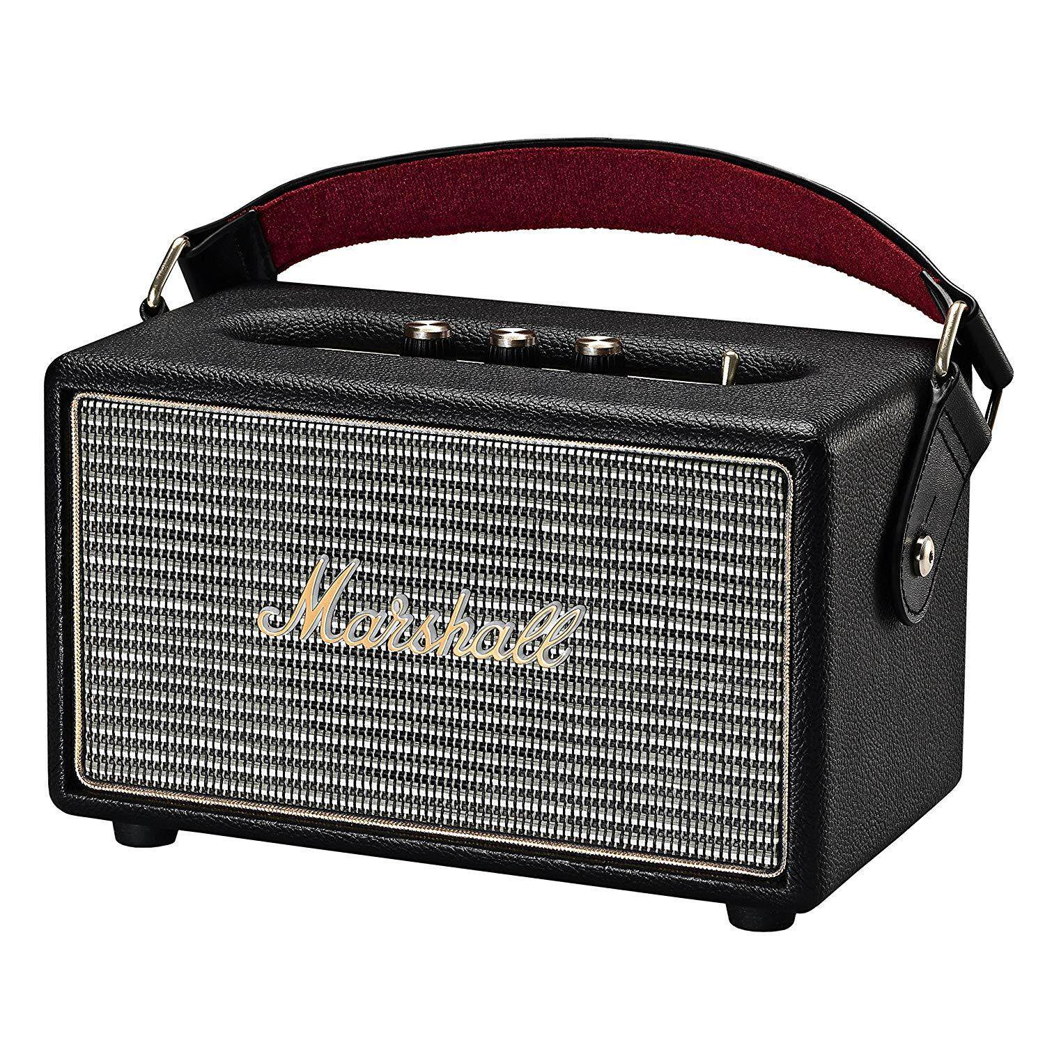 สอนใช้งาน  ชุมพร Marshall Audio Kilburn Portable Bluetooth Speaker - [Black]