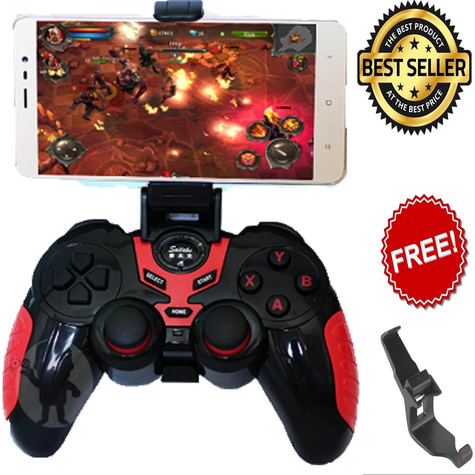 joypad  จอยเกมส์ มือถือ ระบบ bluetooth  รองรับระบบ android ทุกรุ่น