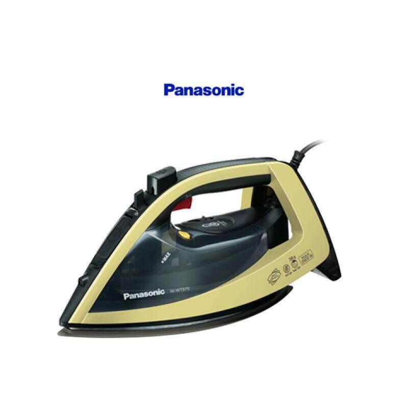 Panasonic เตารีดไอน้ำ รุ่นNI-WT970NSF
