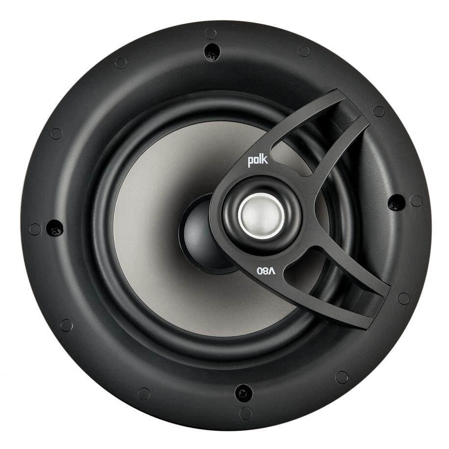 การใช้งาน  ศรีสะเกษ Polk Ceiling Speaker รุ่น V80
