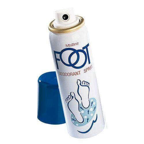 มิสทิน สเปรย์ระงับกลิ่นเท้า 65 มล. Mistine Foot Deodorant Spray 65ml. By Mistine Official.