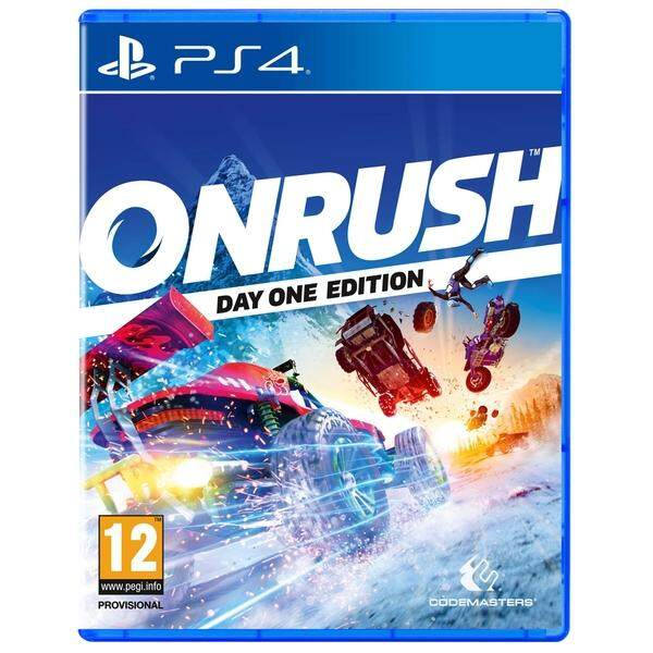 ps4 onrush day one edition ( english zone 2 )