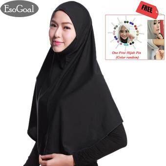 การตรวจสอบของ EsoGoal ผ้าพันคอมุสลิมผ้าชีฟองมุกโรยทองบทความยาวผ้าขนหนูหญิงผ้าพันคอ Hijab - นานาชาติ ซื้อ - มีเพียง ฿122.02