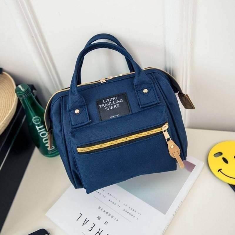 กระเป๋าเป้สะพายหลัง นักเรียน ผู้หญิง วัยรุ่น ฉะเชิงเทรา BAIFA SHOP Japan Women Bag กระเป๋าสะพายข้างสำหรับผู้หญิง