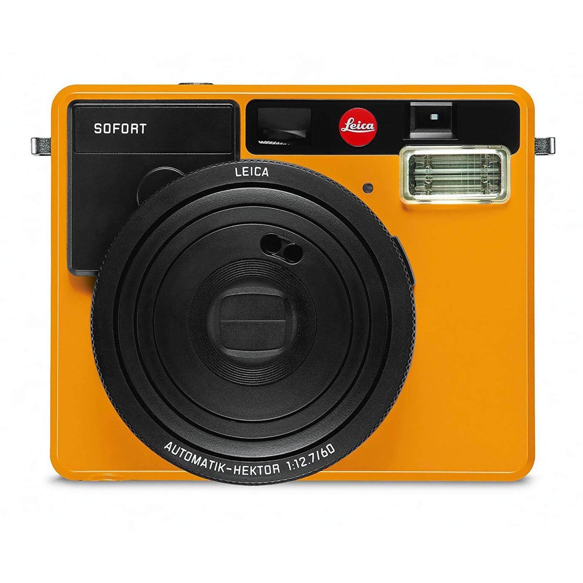 กล้องอินสแตนท์ /กล้องโพลารอยด์ Leica Sofort Instant Film Camera (ประกันศูนย์) /polaroid Camera.