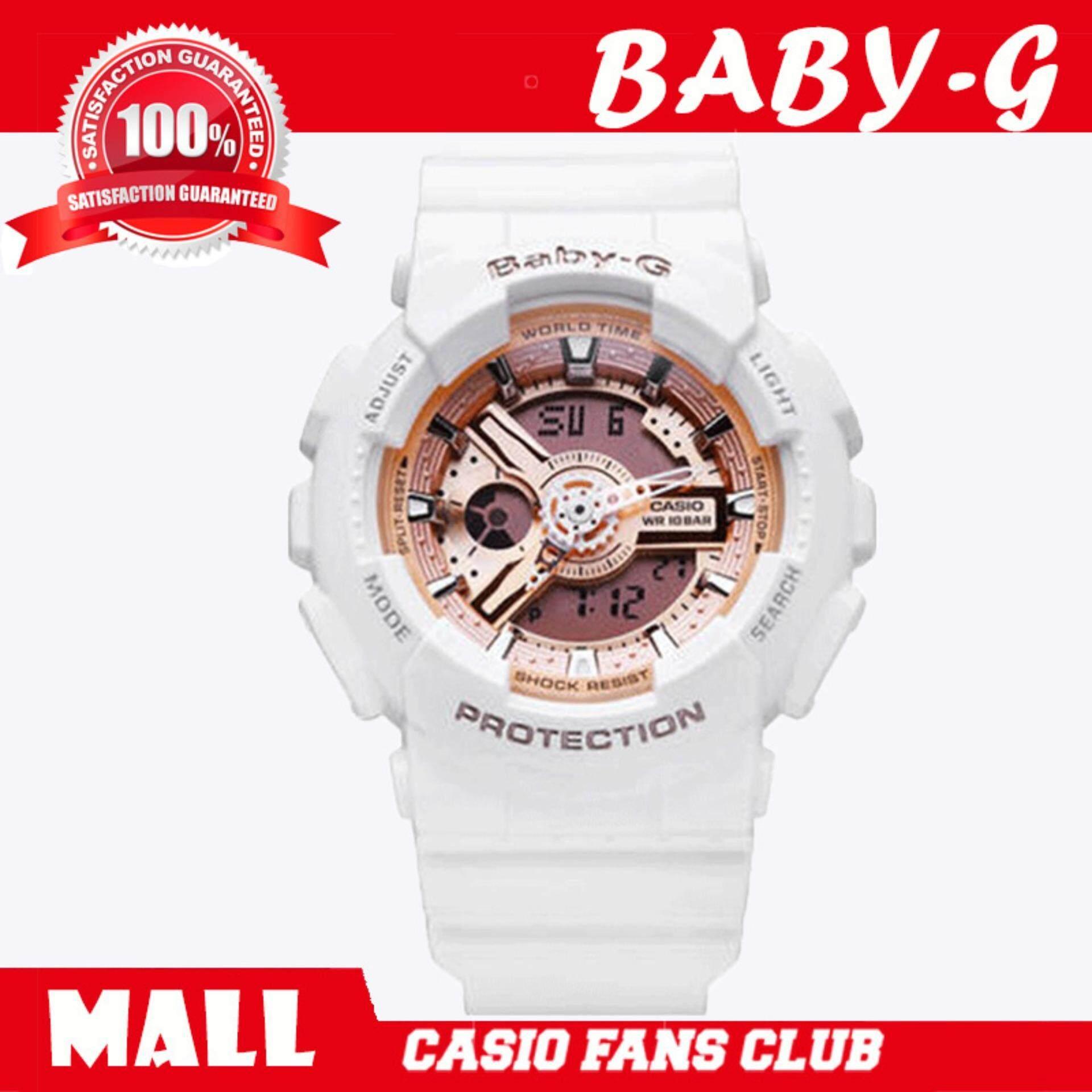 Casio Baby G I Lazada Th Ba 112 1a Hitam 110