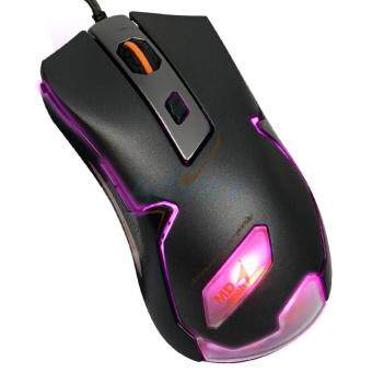 USB Optical Mouse MD-TECH (KM-01, Gaming) Gray/Black