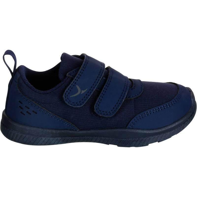 ++ส่งฟรีทั่วไทย++ รองเท้าออกกำลังกายเด็กอ่อน, รองเท้าฝึกฝนเด็ก รองเท้าสำหรับกายบริหารทั่วไปรุ่น 150 I Move First (สีกรมท่า) By Daddy.
