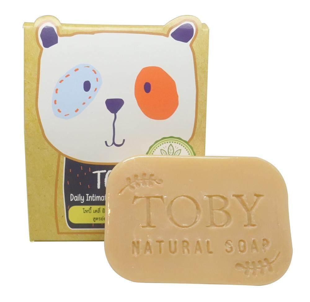 Toby สบู่สำหรับผู้หญิง สูตรอ่อนโยน By Pumpnom.