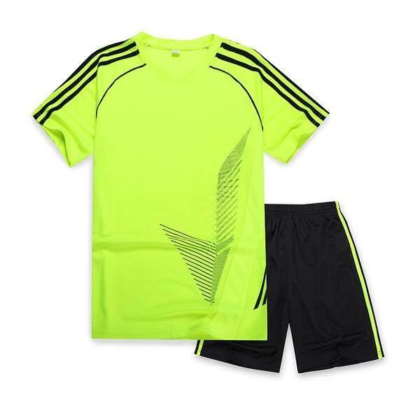 ส่วนลด ชุดกีฬา รุ่น033 เสื้อพร้อมกางเกงกีฬาขาสั้น 89Shop ใน กรุงเทพมหานคร