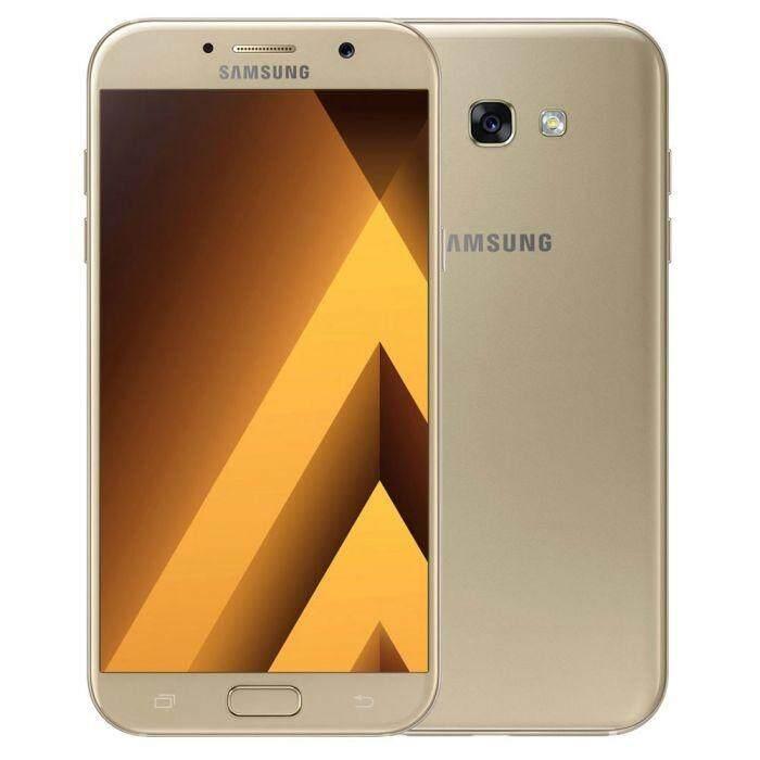 Samsung Galaxy A7 (2017) 32GB (เครื่องศูนย์ไทย) (Gold Sand)