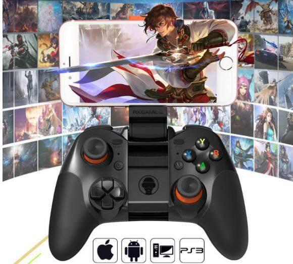 จอยเกม เล่นกับมือถือและ Pc ระบบบลูทูธ รุ่นrkgame.