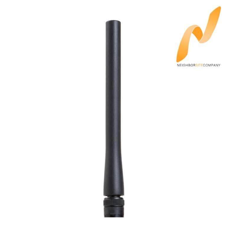 HYT เสายางวิทยุสื่อสาร ของแท้ 245 Mhz ขั้ว BNC สำหรับ HYT Power 245 1 ต้น