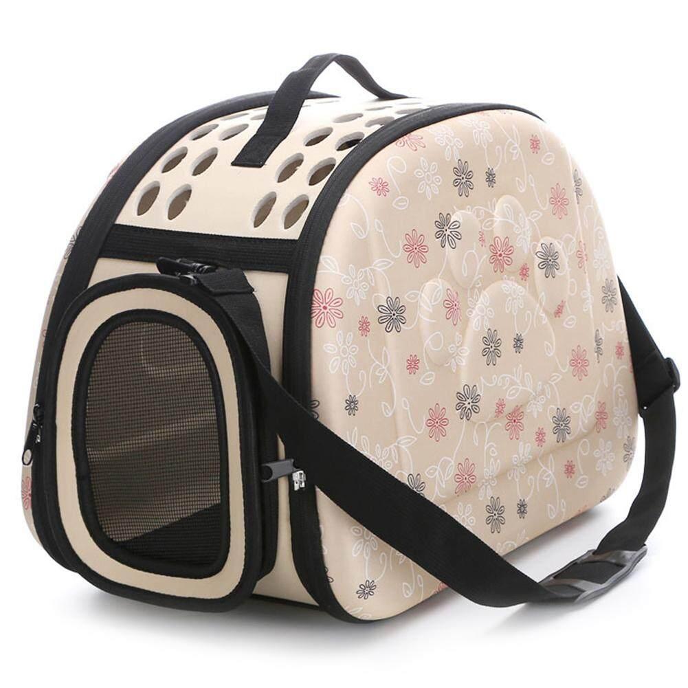 แบบพกพากระเป๋าถือสัตว์เลี้ยงสบาย Travel กระเป๋าถือสำหรับแมวสุนัขลูกสุนัขสัตว์ขนาดเล็กข้อมูลจำเพาะ: กลาง * * * * * * * * * * 28*30 By Coromose.