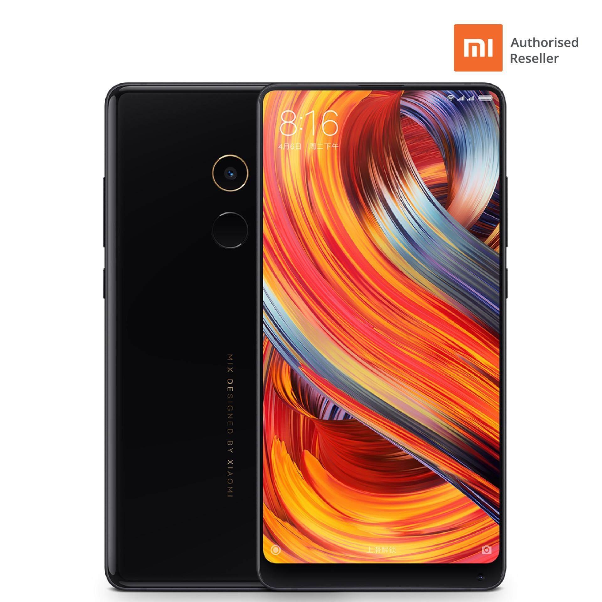 การใช้งาน  กาญจนบุรี Xiaomi Mi Mix 2 รับประกันศูนย์ 1 ปี