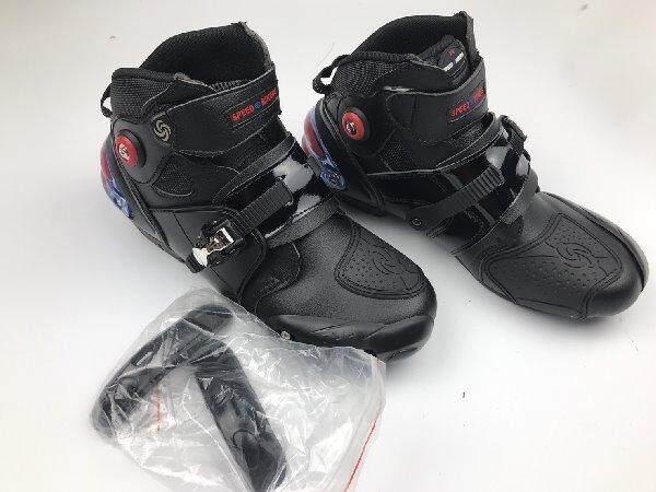 รองเท้าขี่มอเตอร์ไซค์ Speed Biker