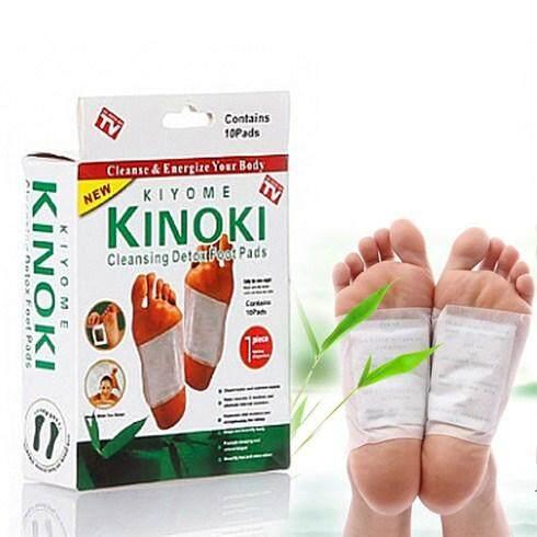 Original Kinoki detox foot pad 10 BOXES