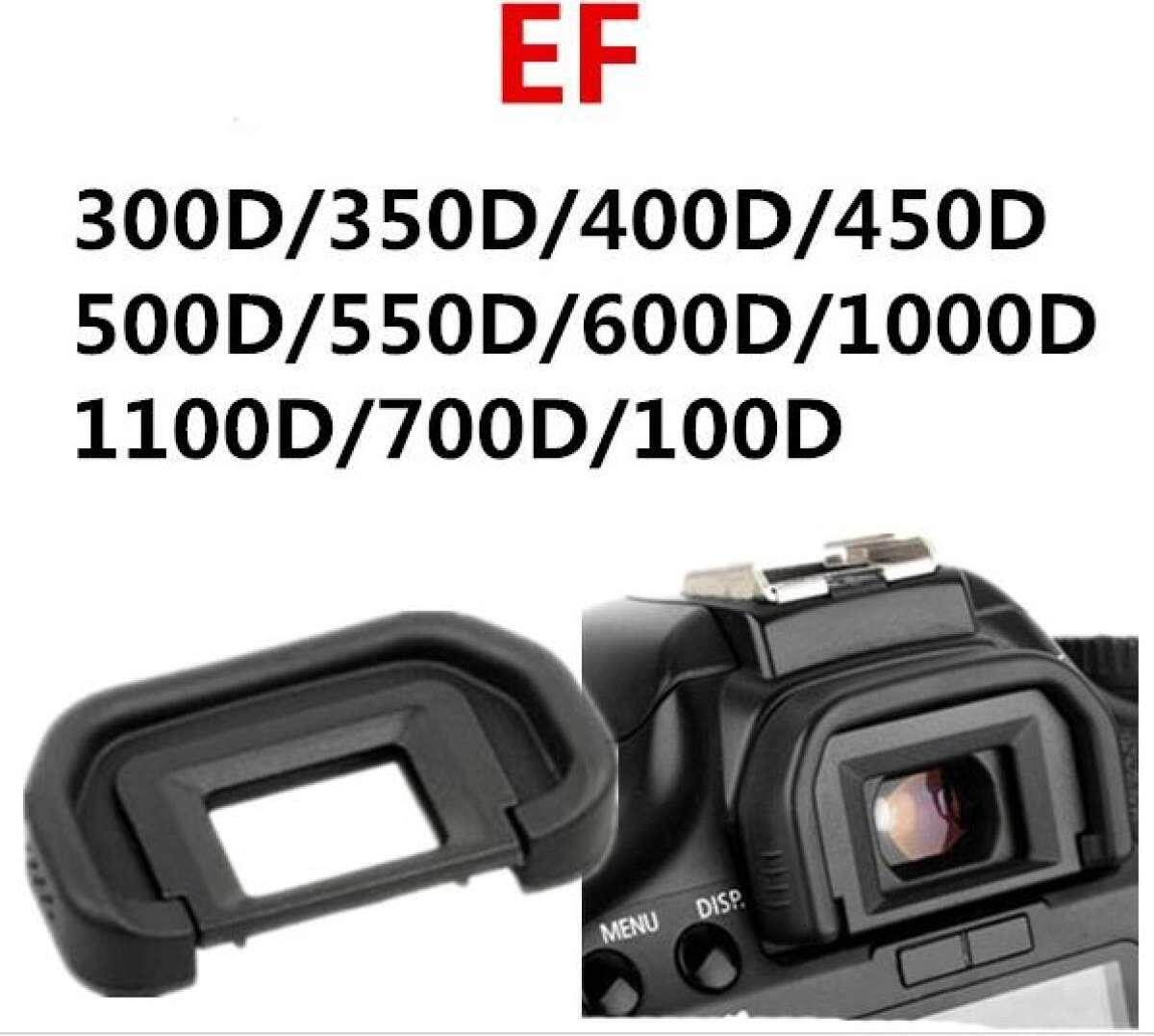Canon Eye Cup Ef For Canon 650d 600d 550d -Black.