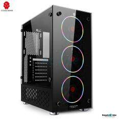 GAMING CASE - Intel® Core™ i7-6700 Processor GTX-1050 (SSD)