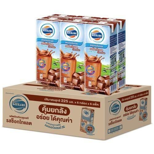 ซื้อ โฟร์โมสต์นมUht รสช็อคโกแลต 225มล 36กล่อง ลัง ถูก สมุทรปราการ