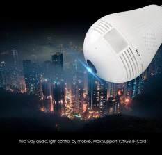 กล้องวงจรปิดแบบหลอดไฟไร้สาย(2.0mp มีไฟ LED มีอินฟราเรด) - ดูเหตุการณ์ Real Time ได้ทุกที่ในโลกที่มีอินเตอร์เน็ต