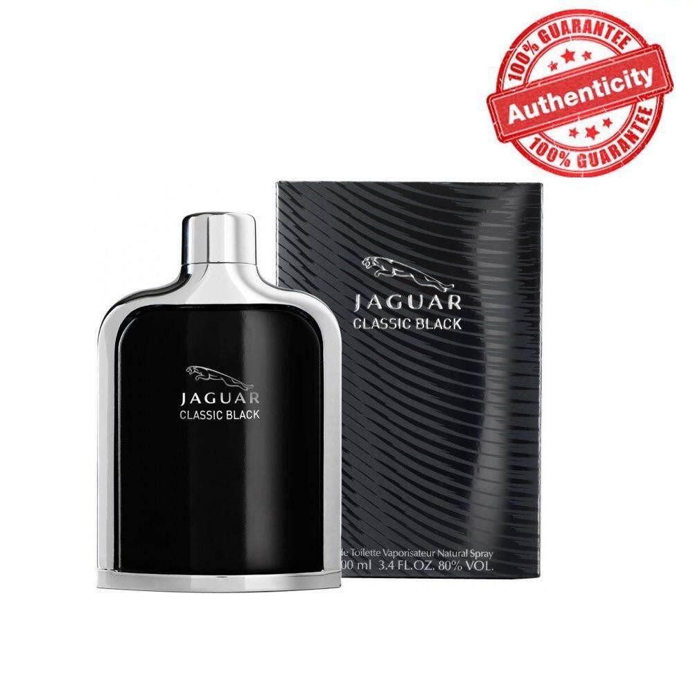 ราคา Jaguar Classic Black Eau De Toilette For Men 100 Ml เป็นต้นฉบับ