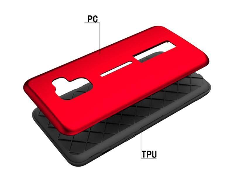 ACT เคส  OPPO A7 / ออปโป A7 จอ 6.2 นิ้ว รุ่น TR series ชนิด ฝาหลัง กันกระแทก  แบบ PC  ตั้ั้้งได้ สีดำ
